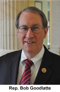 CONGRESS - REP. BOB GOODLATTE