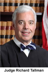 JUDGE RICHARD TALLMAN